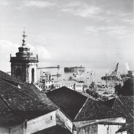 Foto da obra