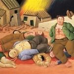 Masacre en Colômbia