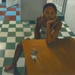 Nachtdurst, 130 x 90 cm, 2001