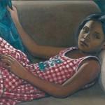 Vanesa, 120 x 80 cm, 2003