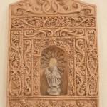 Miniatura de altar