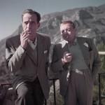 Bogart e Peter Lorre