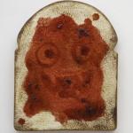 Rog ®rio Degaki - P úo com gel ®ia, 2012 - isopor, resina pl ística, fibra de vidro e pintura automotiva - foto de Edouard Fraipont