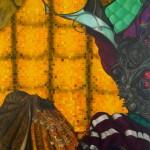 Mariana palma, 210 x 120 cm