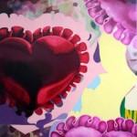 Moletom e coração_oleo sobre tela_2017_183 x 153 cm