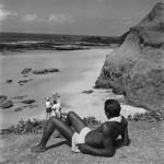 Pierre Verger - Pancetti, Salvador, Brasil - 1946-1950 -gelatina e prata - cr+(R)dito  Funda+º+úo Pierre Verger
