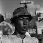 Pierre Verger - Retrato, Salvador, Brasil - 1946-1948 - gelatina e prata - cr+(R)dito  Funda+º+úo Pierre Verger