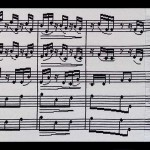 Nelson Leirner - Sinfonia inacabada -  95x240cm - Lã e trama - 2018 - Ed