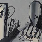 Claudio Tobinaga_Promoção - 30x40cm - óleo sobre tela - 2014