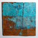 Hilal Sami Hilal_Sem tpitulo_2018_cobre, corrosão, oxidação_50cmX50cm_Foto Bruno Coelho-FStill Fotografia_BCS_6313