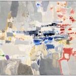 Ione Saldanha - Sem T+!tulo - + ôleo sobre tela - 50 x 80 cm