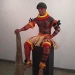 Um índio na cidade 1